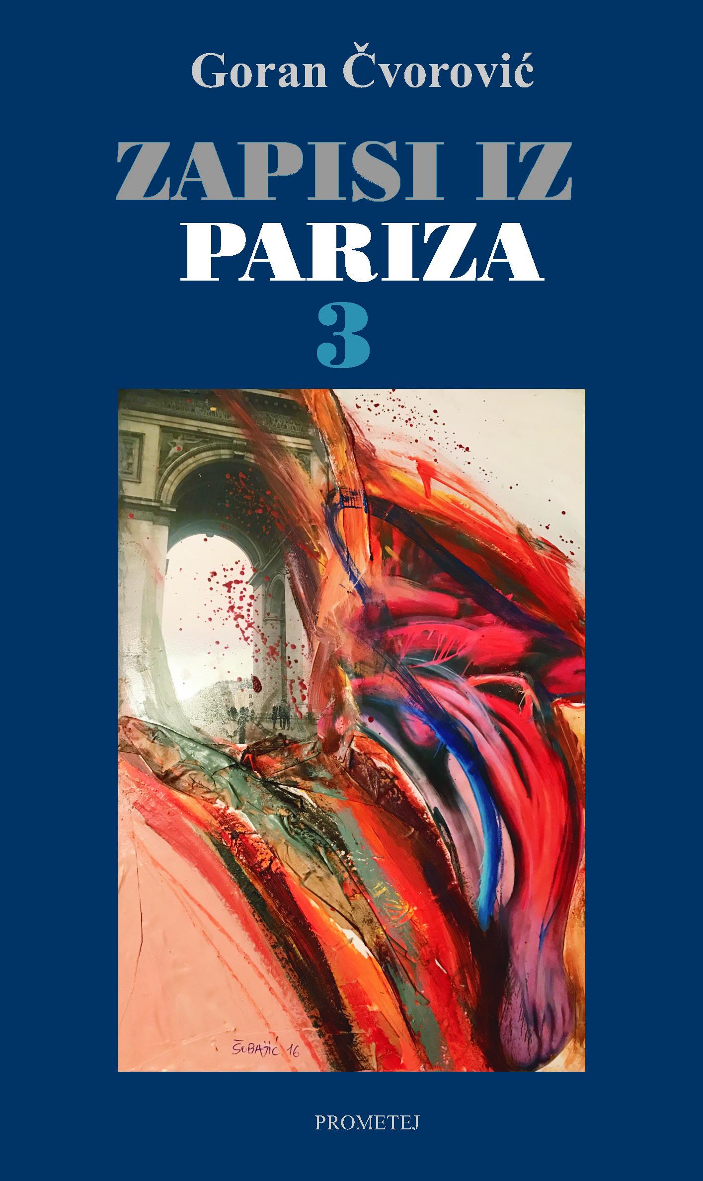 Zapisi iz Pariza 3