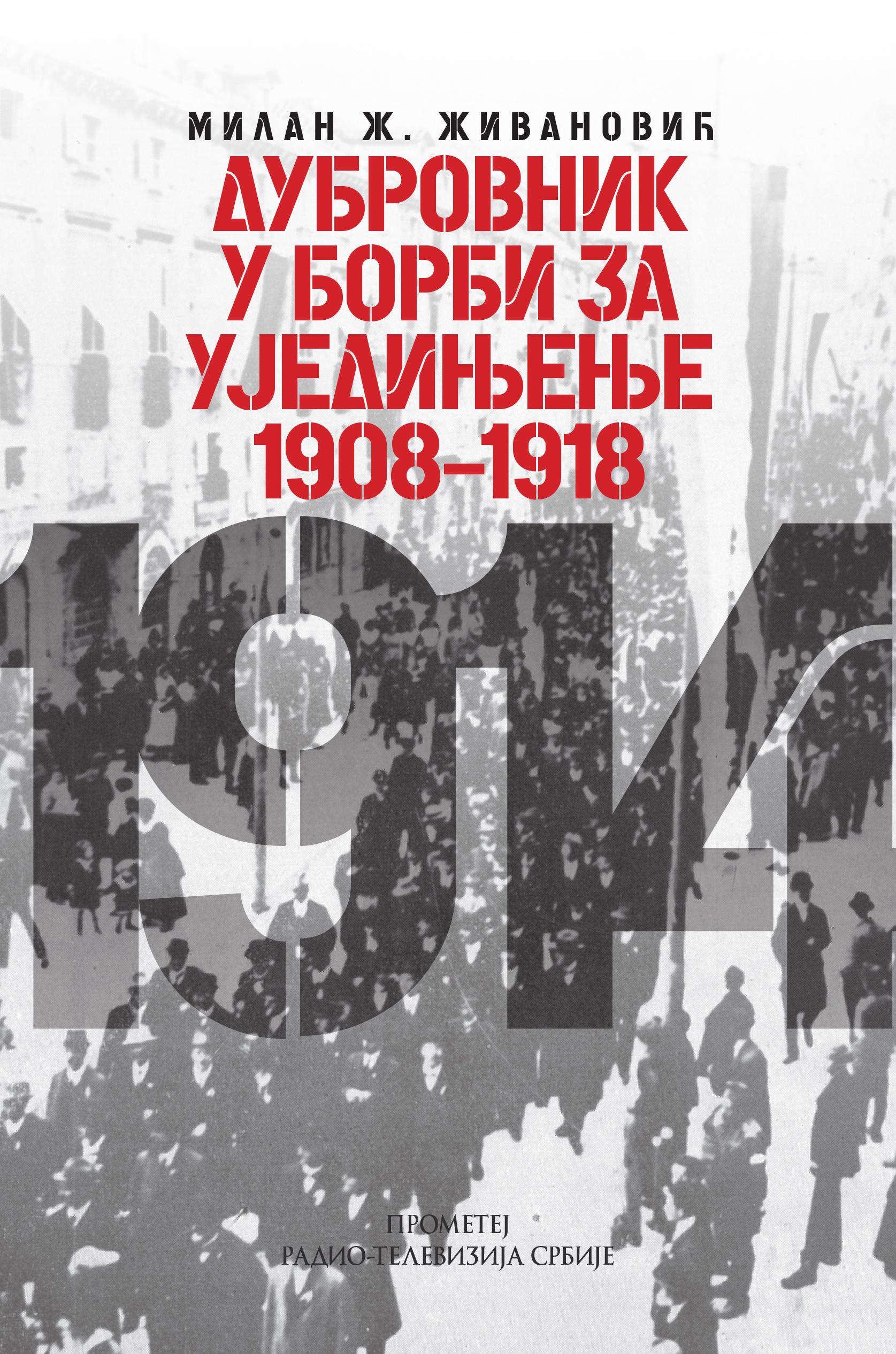 Дубровник у борби за уједињење 1908–1918