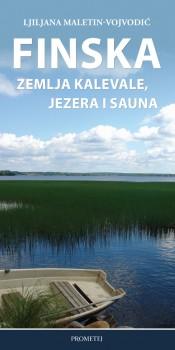 FINSKA, ZEMLJA KALEVALE, JEZERA I SAUNA