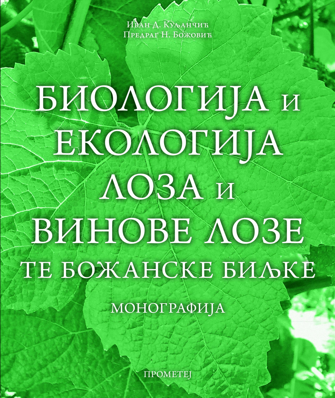 Биологија и екологија лоза и винове лозе – те божанске биљке