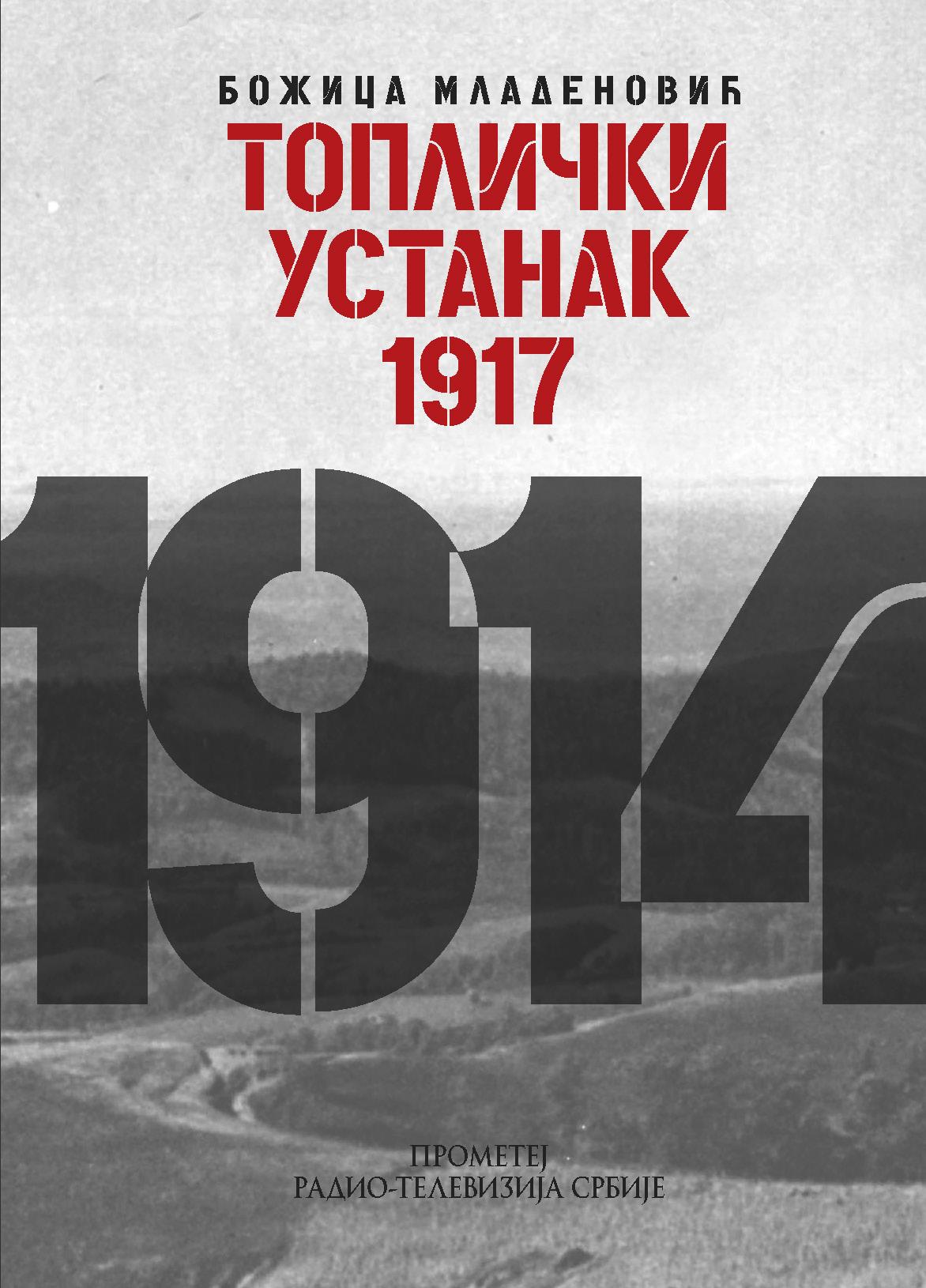 Топлички устанак 1917