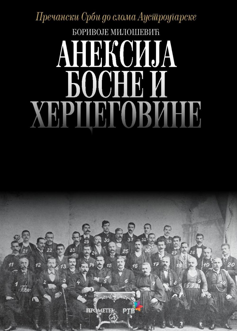 Анексија Босне и Херцеговине